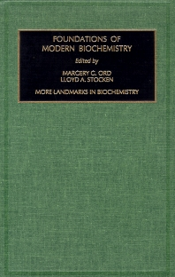 Book Series: More Landmarks in Biochemistry