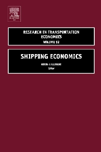 Shipping Economics, 1st Edition,Kevin Cullinane,ISBN9780762311774