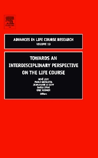 Cover image for Towards an Interdisciplinary Perspective on the Life Course