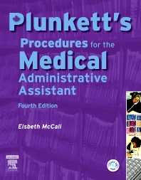 Cover image for Plunkett's Procedures for the Medical Administrative Assistant