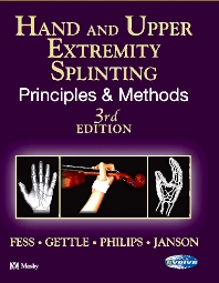 Hand and Upper Extremity Splinting - 3rd Edition - ISBN: 9780801675225, 9780323062404