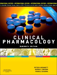 Cover image for Clinical Pharmacology, International Edition