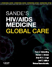 Cover image for Sande's HIV/ AIDS Medicine International Edition