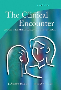 Cover image for The Clinical Encounter