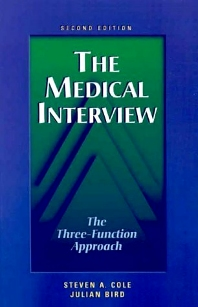 Cover image for The Medical Interview