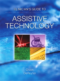Cover image for Clinician's Guide to Assistive Technology