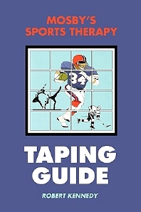 Cover image for Mosby's Sports Therapy Taping Guide