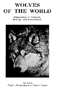Cover image for Wolves of the World