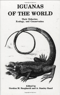 Iguanas of the World - 1st Edition - ISBN: 9780815509172, 9780815517993