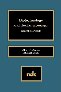 Cover image for Biotechnology and the Environment