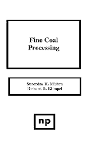 Fine Coal Processing - 1st Edition - ISBN: 9780815511236, 9780815517184
