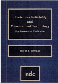 Cover image for Electronics Reliability and Measurement Technology