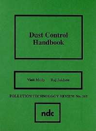 Cover image for Dust Control Handbook