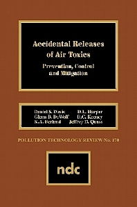 Accidental Releases Of Air Toxics, 1st Edition,Daniel S. Davis,ISBN9780815512103
