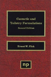 Cosmetic And Toiletry Formulations Volume 1 1st Edition