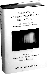 Cover image for Handbook of Plasma Processing Technology