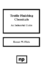 Cover image for Textile Finishing Chemicals