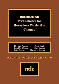 International Technologies for Hazardous Waste Site Cleanup, 1st Edition,Thomas Nunno,ISBN9780815512387