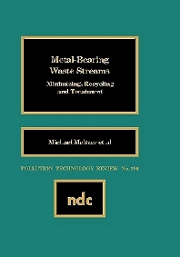Cover image for Metal Bearing Waste Streams
