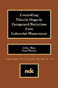 Controlling Volatile Organic Comp. - 1st Edition - ISBN: 9780815512615, 9781437744873