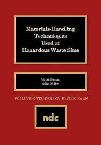 Cover image for Materials Handling Technologies Used at Hazardous Waste Sites