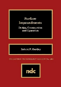 Surface Impoundments - 1st Edition - ISBN: 9780815513025, 9780815519171