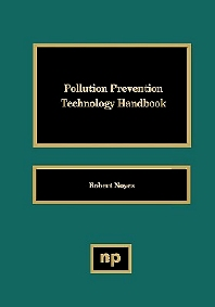 Cover image for Pollution Prevention Technology Handbook
