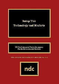 Cover image for Scrap Tire Technology and Markets