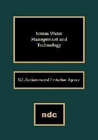 Storm Water Management & Technology, 1st Edition,UNKNOWN AUTHOR,ISBN9780815513278