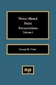 Cover image for Water-Based Paint Formulations, Vol. 3