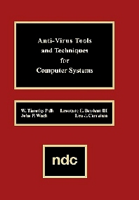 Anti-Virus Tools and Techniques for Computer - 1st Edition - ISBN: 9780815513643, 9781437728217