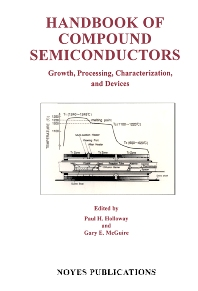 Handbook of Compound Semiconductors - 1st Edition - ISBN: 9780815513742, 9780815517443