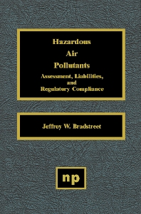 Hazardous Air Pollutants - 1st Edition - ISBN: 9780815513865, 9780815517825