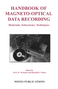 Cover image for Handbook of Magneto-Optical Data Recording