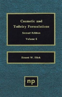Cosmetic and Toiletry Formulations, Vol. 6 - 1st Edition - ISBN: 9780815514121, 9780815516743
