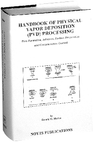 Cover image for Handbook of Physical Vapor Deposition (PVD) Processing