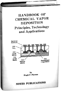 Handbook of Chemical Vapor Deposition, 2nd Edition, 2nd Edition,Hugh O. Pierson,ISBN9780815514329