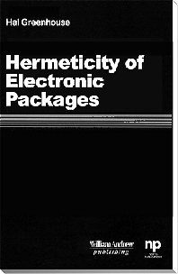 Cover image for Hermeticity of Electronic Packages