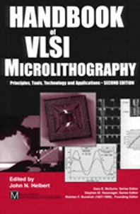 Cover image for Handbook of VLSI Microlithography