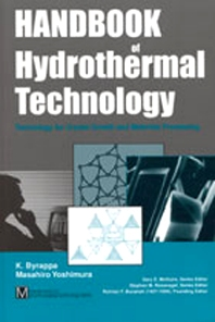 Handbook of Hydrothermal Technology - 1st Edition - ISBN: 9780815514459, 9780815517542