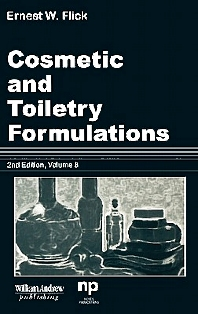 Cosmetic And Toiletry Formulations Vol 8 1st Edition