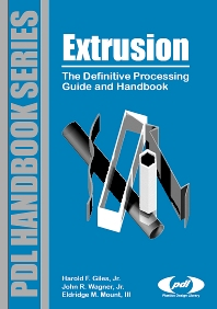 Extrusion, 1st Edition,Harold F. Giles Jr,Eldridge M.  Mount III,John R. Wagner, Jr.,ISBN9780815514732