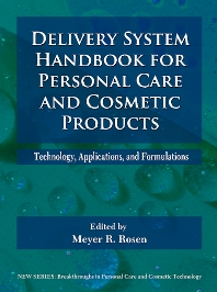 Cover image for Delivery System Handbook for Personal Care and Cosmetic Products