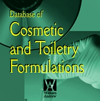 Cosmetic and Toiletry Formulations Database