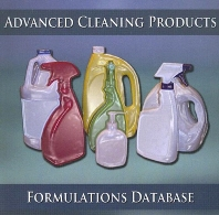 Advanced Cleaning Product Formulations Database