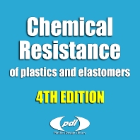 Chemical Resistance of Plastics and Elastomers, 4th edition Database