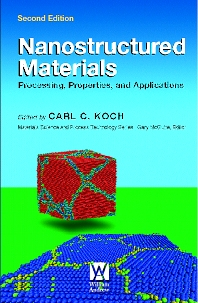 Nanostructured Materials - 2nd Edition - ISBN: 9780815515340, 9780815518426