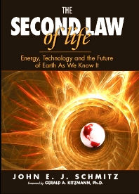 Cover image for The Second Law of Life