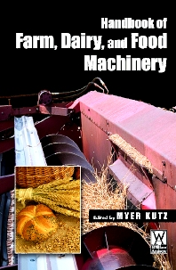 Cover image for Handbook of Farm Dairy and Food Machinery