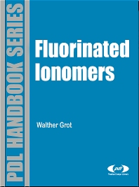 Cover image for Fluorinated Ionomers